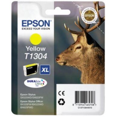 EPSON Mustepatruuna keltainen 10,1ml