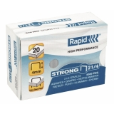 Hæfteklamme Rapid Strong galv 21/4 5000