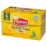 Lipton Yellow Label tee, 25 pss