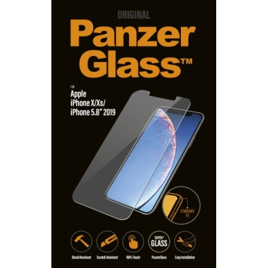 Panzerglass PanzerGlass Apple iPhone X/Xs/11 Pro 5711724026614 Modsvarer: N/A