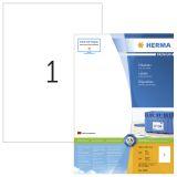 Etikett HERMA Premium A4 210x297 (100)