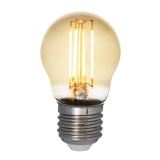 Airam Antique LED E27 Globepære DIM