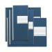 Bokföringsbok 156A/96 A4 linjerat