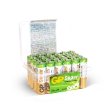 GP Super Alkaline AA-batteri, 24-pack