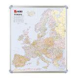 Kart NOBO Europa 95x110cm