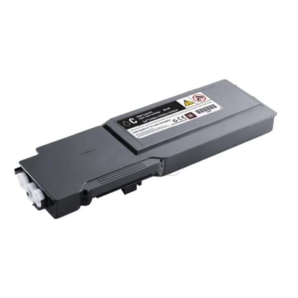 Pris på Dell Tonerkassett cyan, 9.000 sider, høy kapasitet (1M4KP) 593-11122 Tilsvarer: N/A
