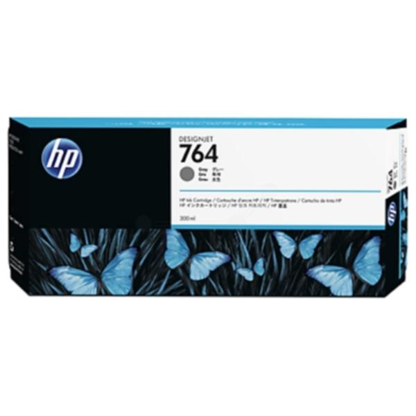 Pris på HP Blekkpatron grå HP 764, 300ml C1Q18A Tilsvarer: N/A