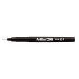 Artline EK-200 Writing svart