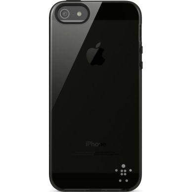 BELKIN Belkin iPhone5 Grip Sheer, colour blacktop.