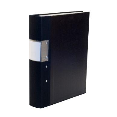 Kontorspärm A4 60 mm svart