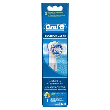 Oral-B Oral-B Precision Clean 2-pakkaus