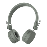 DeFunc BT GO hodetelefoner Olivengrønn