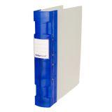 Gaffelpärm KebaFrost A4+ 55 mm blå