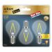 Airam LED Filament 2,6W E14 3-pack
