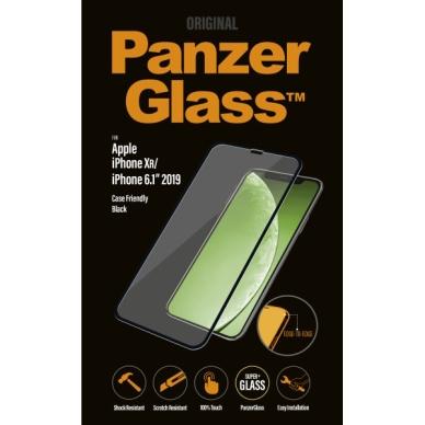 Panzerglass PanzerGlass Apple iPhone XR/11 Case Friendly, Sort
