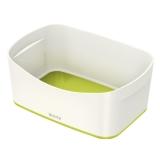 Boks MyBox® uten lokk Hvit/Grønn