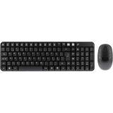 Deltaco trådløst tastatur og mus, nordisk layout