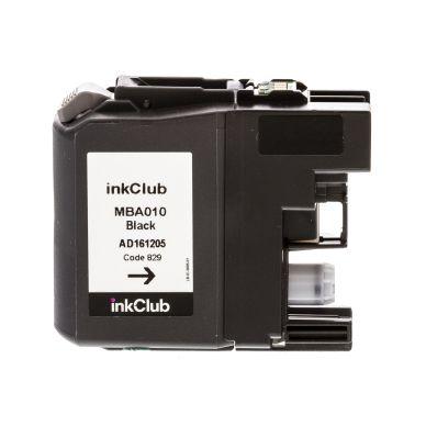 Bild inkClub Tintenpatrone schwarz, 550 seiten