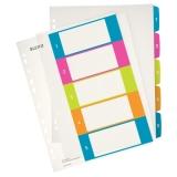 Projektregister PP A4+ 1-5 WOW färger