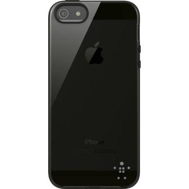 BELKIN Belkin iPhone5 Grip Sheer, colour clear