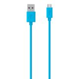 Belkin Micro USB 2.0 2M Cable - 2M - Blue