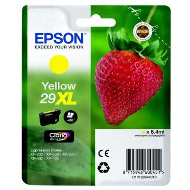 EPSON Cartouche d'encre jaune 450 pages