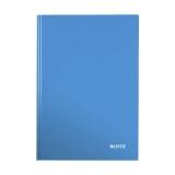 Anteckningsbok Leitz Wow  A5 linjerat blå