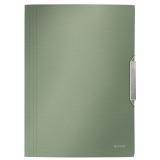 3-klap elastikmappe Leitz StylePPA4 grøn