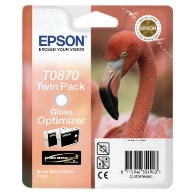 Cartouche d'encre Gloss Optimizer, 11 ml, pack de 2 EPSON