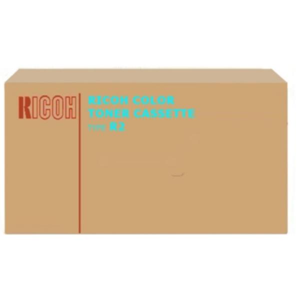 Pris på Ricoh Tonerkassett cyan type R2 888347 Tilsvarer: N/A