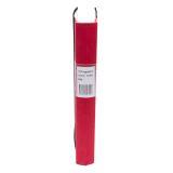 Kontorspärm neutral A4 40 mm röd
