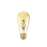 Osram Vintage 1906 LED Edison E27, 7W Him