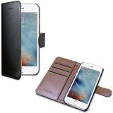 Wally Wallet Case iPhone 7 Plus Svart/Brun
