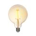 Airam Antique LED E27 G125 DIM 380 LM