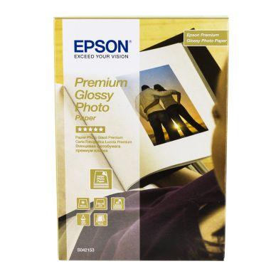 EPSON Fotopapir Premium Glossy 10x15 40ark  255g