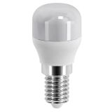 LED Päronlampa, opal, dimbar 100-20%, 2 Watt