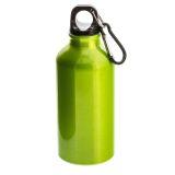 Vattenflaska med karbinhake metall 0,35 l