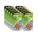 GP ZA 13-D6 / PR48, 10-pack