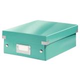 Sorteringsboks Click&Store S WOW Isblå