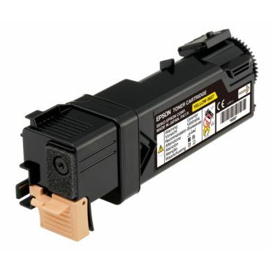 Epson S050627 Lasertoner – C13S050627  – Gul 2500 sider
