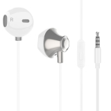 Champion Headset EarPod Hvid Metallic