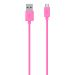 Belkin Micro USB 2.0 2M Cable - 2M - Vaaleanpunainen