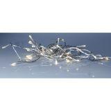 Serie LED-lyslenke 80 lys, 1,76 W, varmhvit