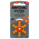 Rayovac Extra advanced ACT 13 Orange