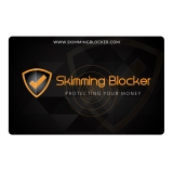 Skimming blocker