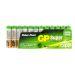 Batteri 1,5 V AAA, Alkaliske (12-pakk)