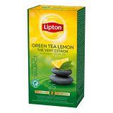 Te Lipton Green Tea Lemon 25/Fp