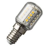 Egma LED Pæreformet, E14, 1,4 watt
