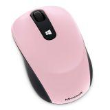 Microsoft Sculpt Mobile Mouse Vaaleanpunainen