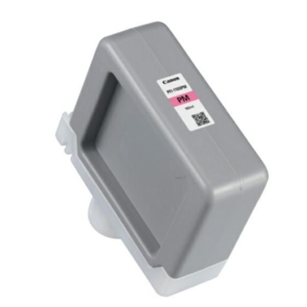 Canon PFI-1100 PM Bläckpatron ljus magenta, 160 ml